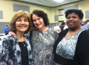 Event-Chaplain Marilyn Nolte, Marsha Barth, Theresa Johnson-Lebanon Prison Ministry